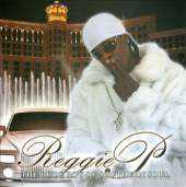 Reggie P.   Rude Boy Of Southern Soul CD Cover Art