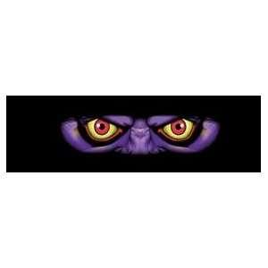Rear Window Graphics   Universal   ~ Monster Demon Eyes
